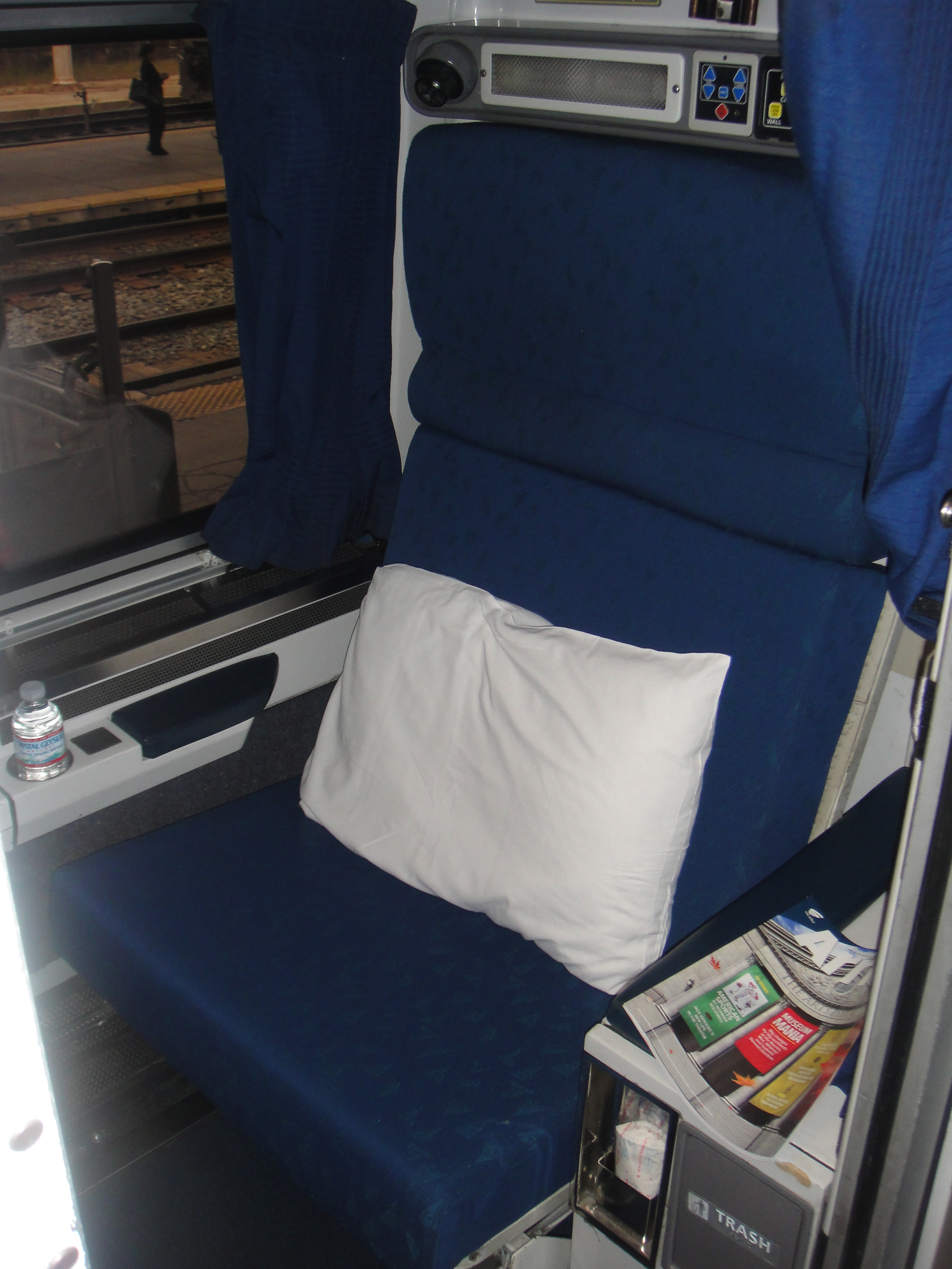 Amtrak Crescent Route – New York to New Orleans   The